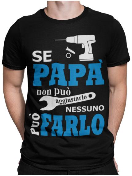 maglietta se papà non può aggiustarlo